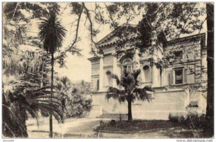 L'Orto Agrario di Salerno : foto e vicissitudini all'inizio del XX secolo
