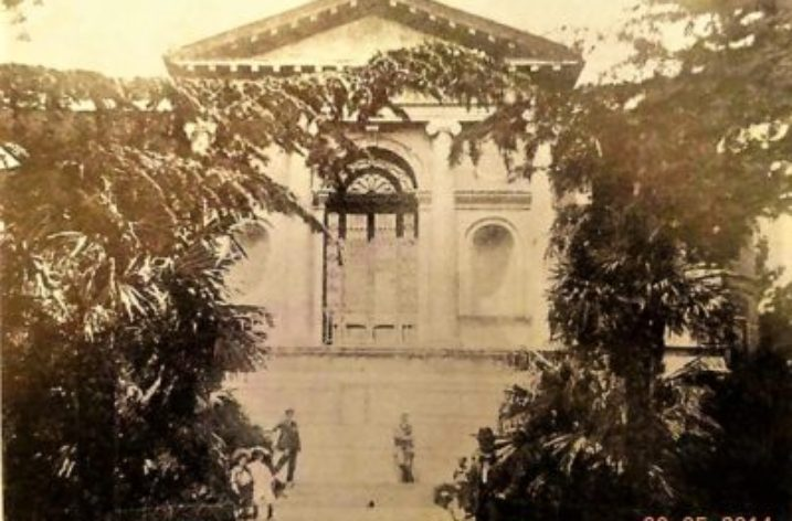 La Casina dell' Orto Agrario di Salerno dalla fine del XIX secolo ai primi anni del '900