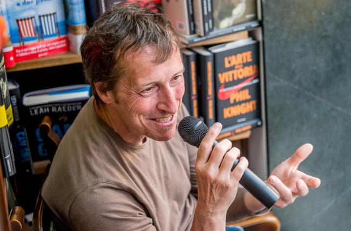 Intervista a Max Stèfani, fondatore e storico direttore del periodico di musica rock Il Mucchio Selvaggio