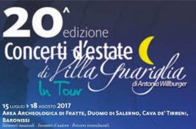 A Salerno 'Concerti in Luci d' Artista'