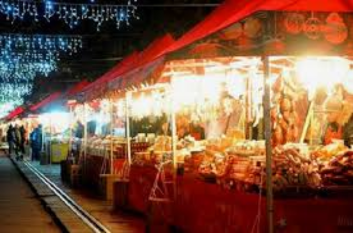 Inaugurati oggi a Salerno i Mercatini di Natale