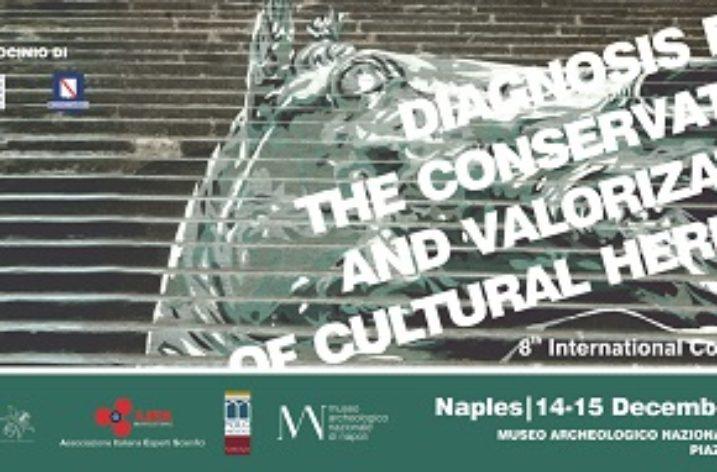 """""""Diagnosi Conservazione e Valorizzazione del Patrimonio Culturale""""- Prima giornata a Napoli"""