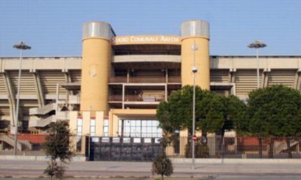 Stadio Arechi: arrestato salernitano sottoposto a misura detentiva