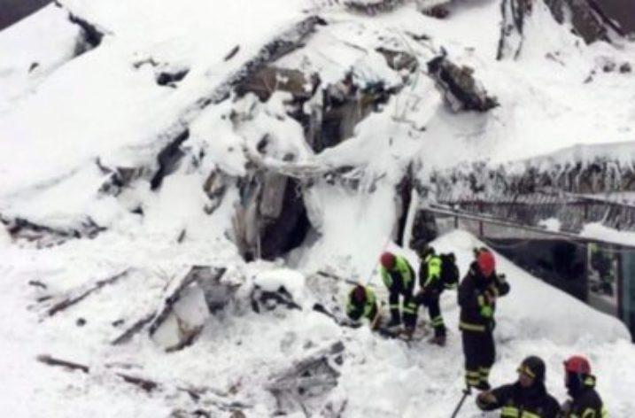 Un anno dopo la tragedia di Rigopiano