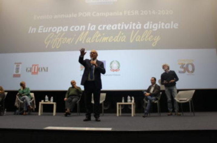 Da Giffoni Experience a Giffoni Opportunity: La Multimedia Valley testimone del futuro e del legame con la regione Campania