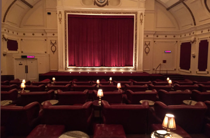 Notting hill, l'Electric Cinema ed è subito Holliwood