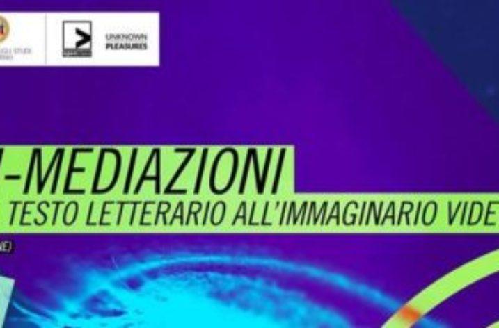 """""""Ri-mediazioni"""" oggi a Fisciano il contest video degli studenti"""