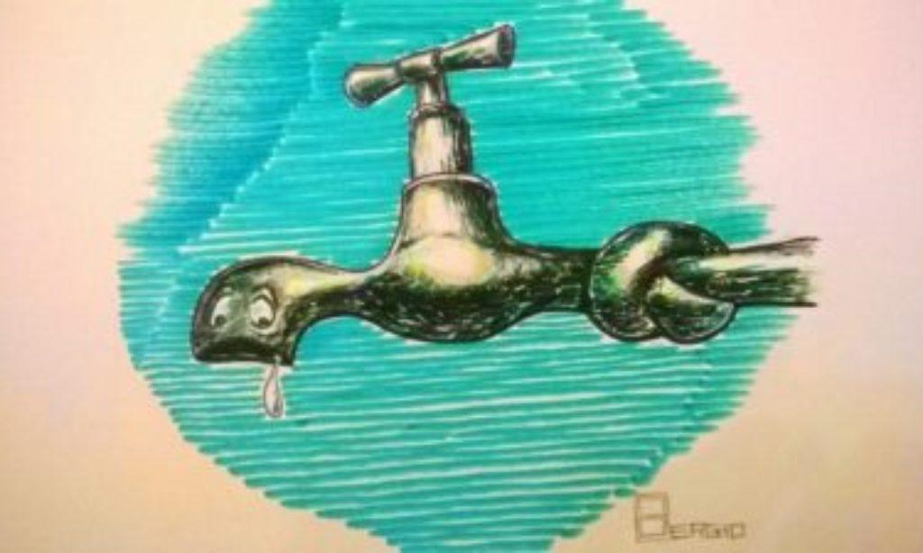 Salerno: sospensione idrica giovedì 12 Aprile