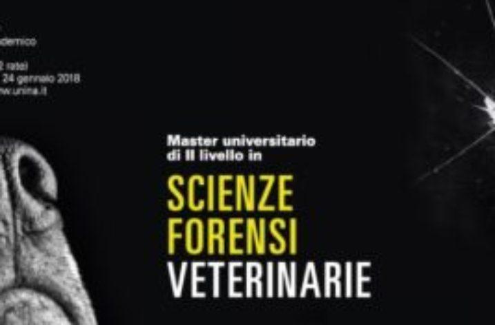 """Alla """"Federico II"""" Master Universitario di II livello in """"Scienze Forensi Universitarie"""""""