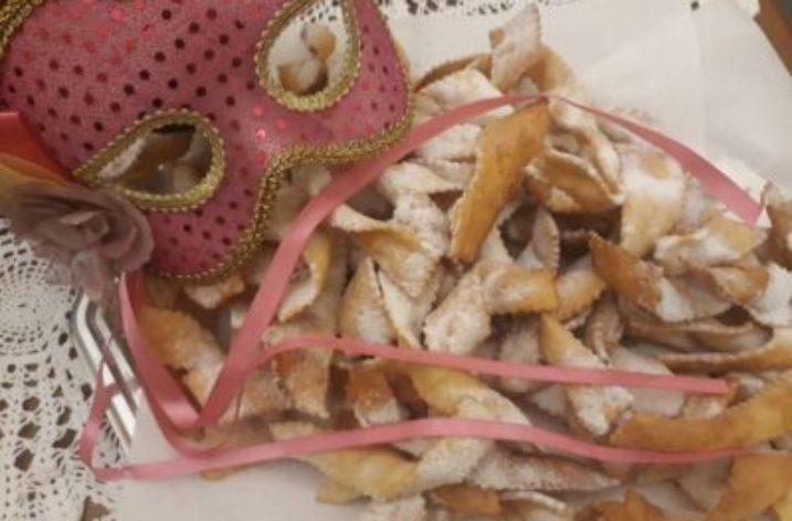 """A Carnevale …voglia di """"Chiacchiere"""" !"""