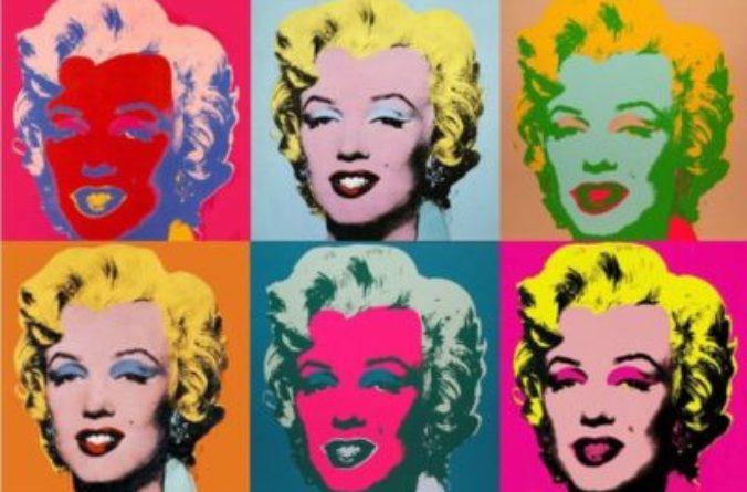 "Cava de' Tirreni: al Marte approda ""Andy Warhol pop revolution"""