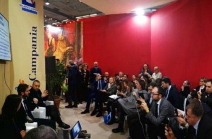 Alla BIT di Milano conferanza stampa su Salerno e la sua provincia