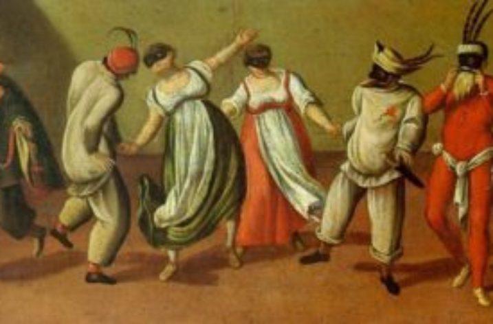 """Da sempre, """"Fasnachat"""" o """"Festa di pazzia"""": signori, il Carnevale!"""