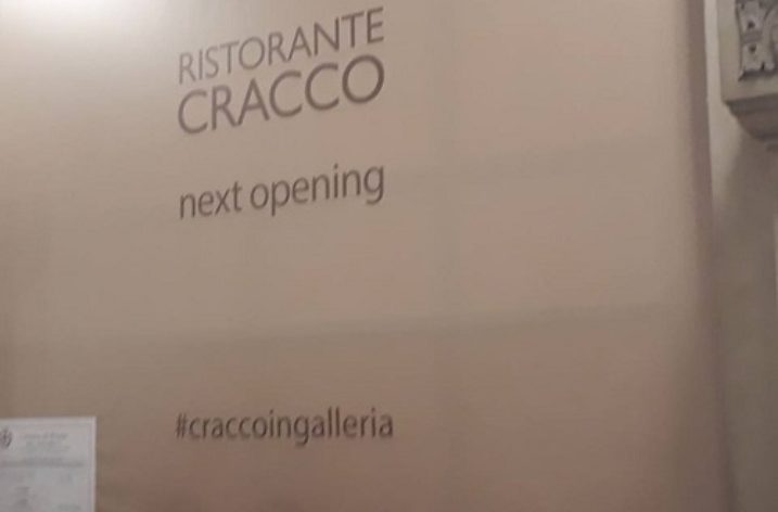 Milano: in Galleria è di scena lo chef stellato Carlo Cracco