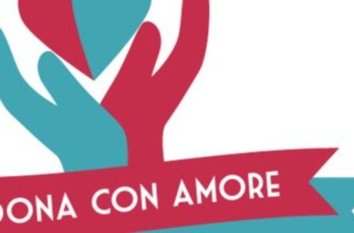 """A San Valentino … """"Dona con Amore"""""""