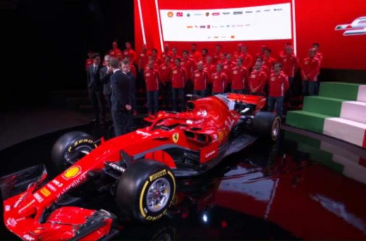 Svelata la nuova Ferrari