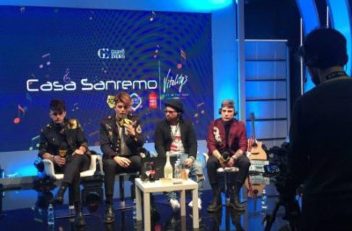 Da Sanremo: Diario della seconda serata