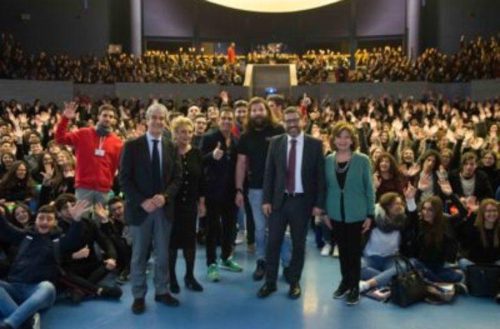 UnisaOrienta 2018: tra entusiasmo e testimonial