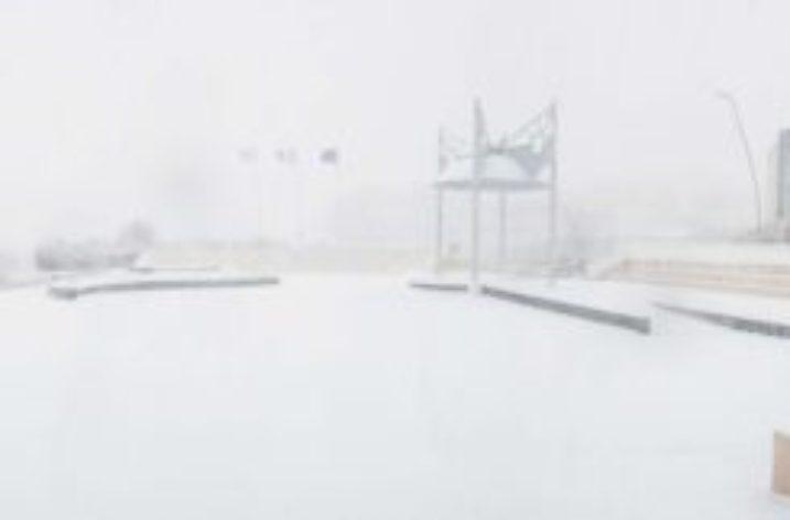 Allerta meteo: oggi chiuse le scuole, aperta UNISA