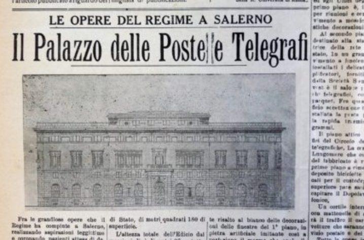 Il Palazzo delle Poste e Telegrafi: la magnificenza dell' Architettura Fascista