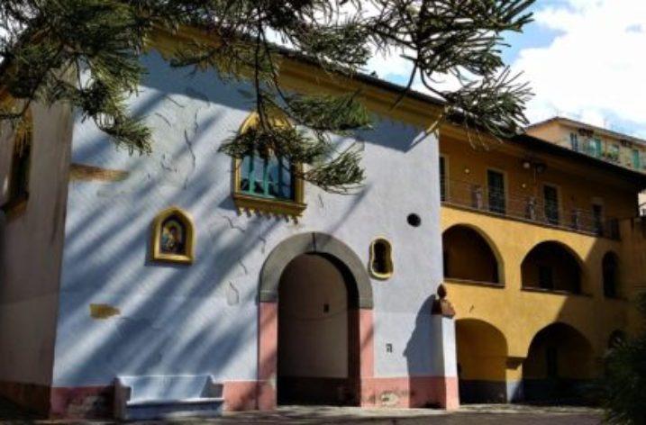 Villa Carrara a Salerno: una vecchia masseria di campagna