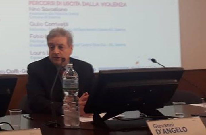 """""""Violenza di genere"""": intervista a Giovanni D'Angelo, Presidente dell'Ordine dei Medici"""
