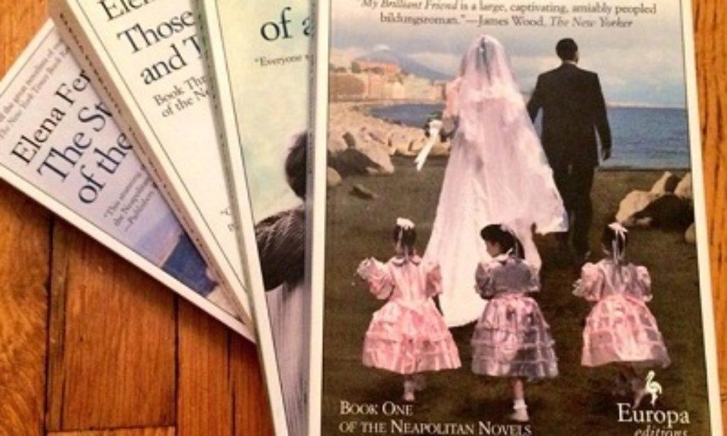 """Napoli ciack in Piazza Plebiscito per """"The Neapolitan Novels"""""""