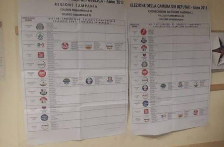 Exploit del M5S a Salerno con Nicola Provenza, De Luca jr capolista del Pd a Caserta
