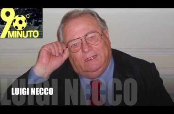 """""""Dal San Paolo è tutto"""": addio al giornalista sportivo Luigi Necco"""