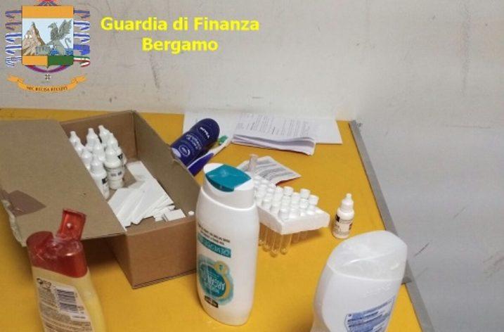 """Dall'Italia: """"Operazione Bon Voyage""""con droga nelle confezioni di shampoo"""