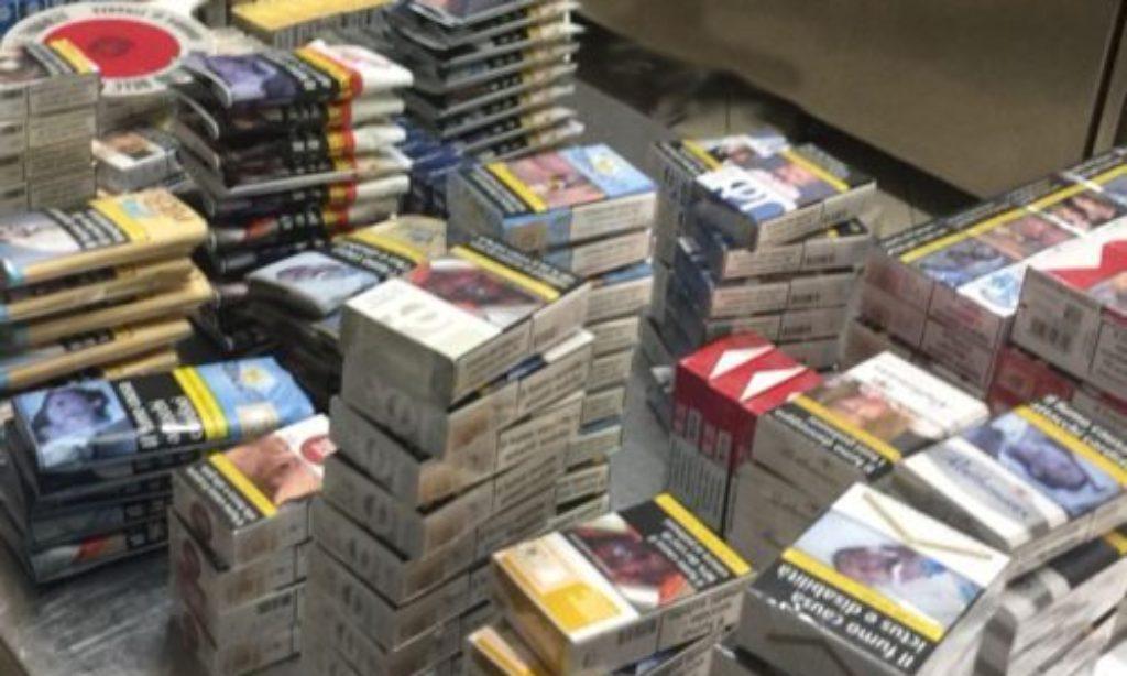 Salento: sequestrati 9 chili di tabacchi senza licenza