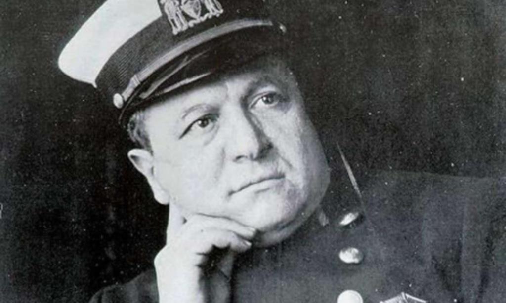 Palermo: commemorazione di Joe Petrosino, il poliziotto italiano nemico della malavita.