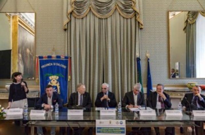 A Salerno con il CONI convegno sui finanziamenti per l'impiantistica sportiva