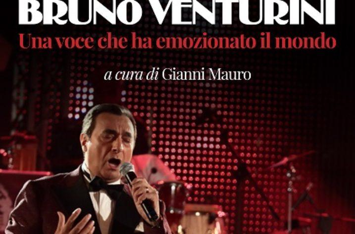 Contaminazioni d'Autore presenta il tenore Bruno Venturini e l'ultimo libro di Gianni Mauro
