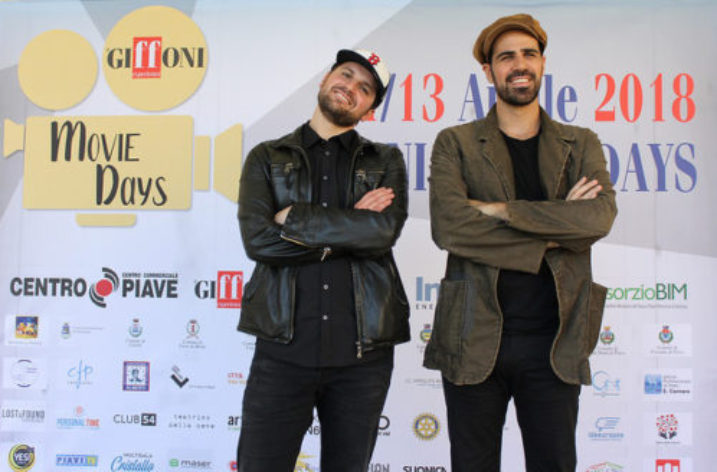 San Donà di Piave : al Giffoni MOVIE DAYS  Frank Matano e Matteo Martinez