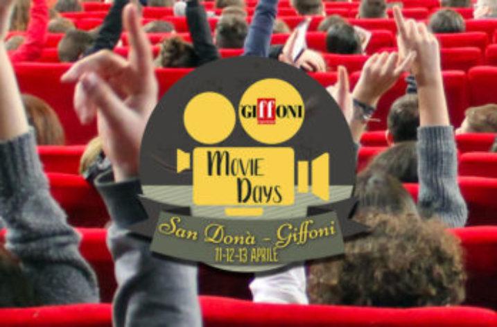 Movie Days-San Donà di Piave: la magia di Giffoni Experience conquista il Veneto