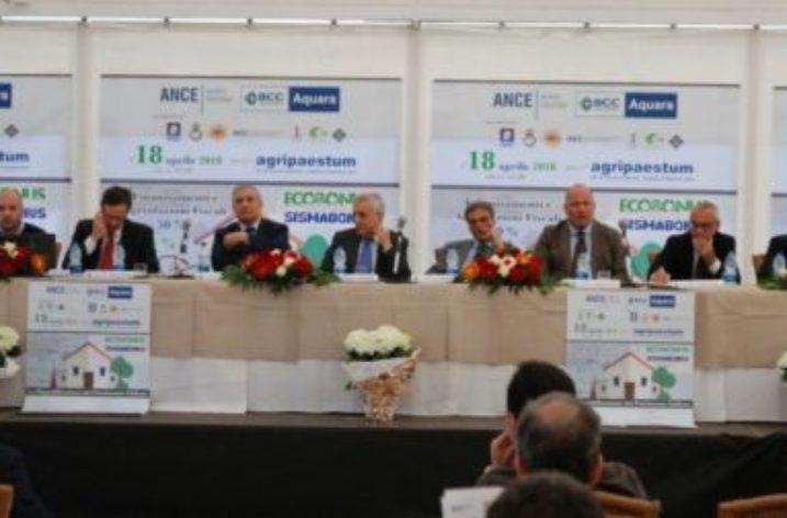 BCC Aquara e ANCE AIES Salerno: siglato il protocollo d'intesa