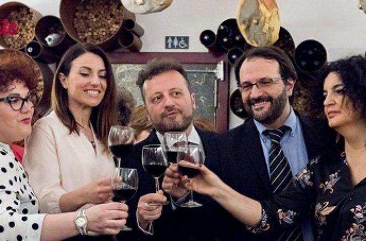 VinArte 2018 inizia con un brindisi De Beaumont e la Trilogia Naturae