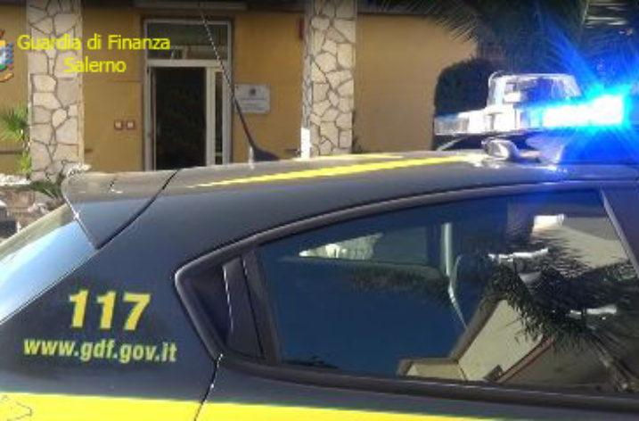 GdF di Napoli: sequestrati 800mq, deturpati per costruire un albergo
