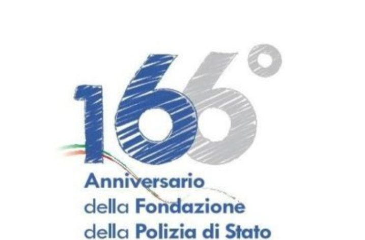 166° Anniversario della Fondazione della Polizia di Stato