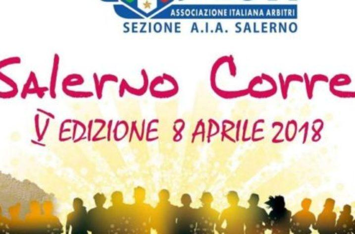 """7 e 8 Aprile 2018: a Salerno la V edizione di """"Salerno Corre"""""""