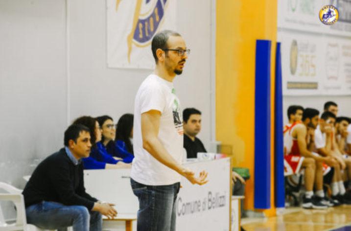 Il tecnico gialloblu commenta la vittoria contro i Basket Sarno