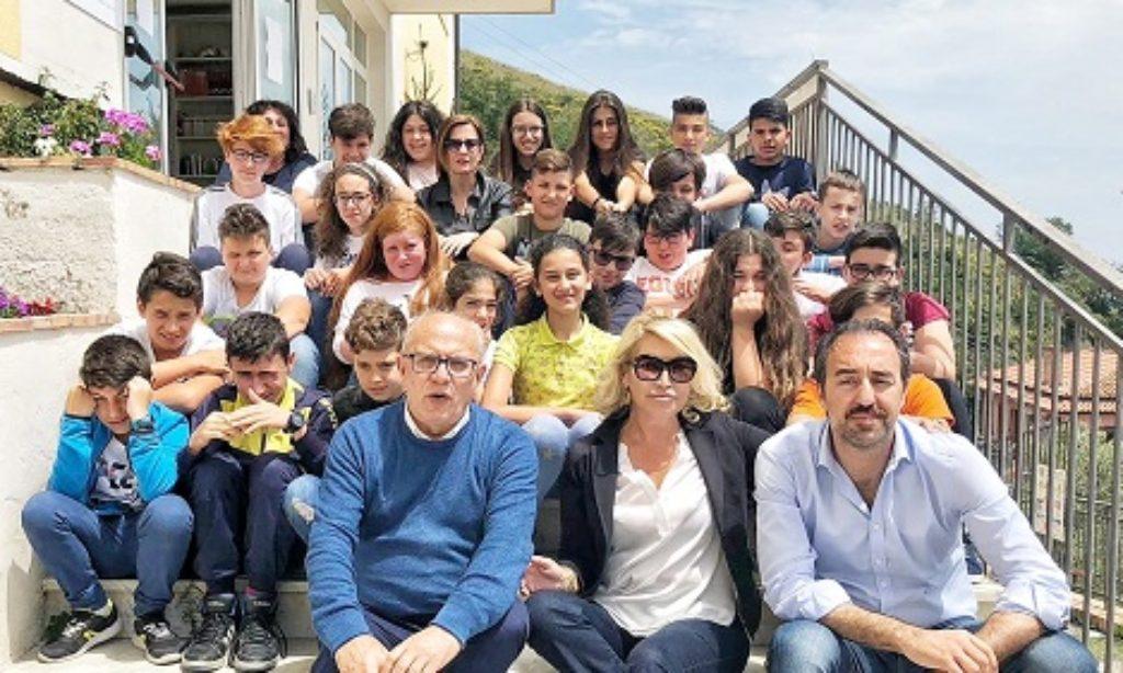 Giffoni Experience conclude a Pollica gli incontri con le scuole