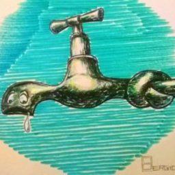 Mercoledi 22 e Giovedi 23 Maggio sospensione idrica a Salerno.