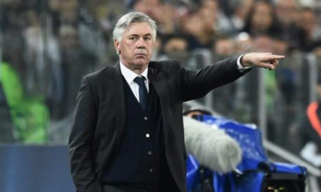 Ancelotti allenatore