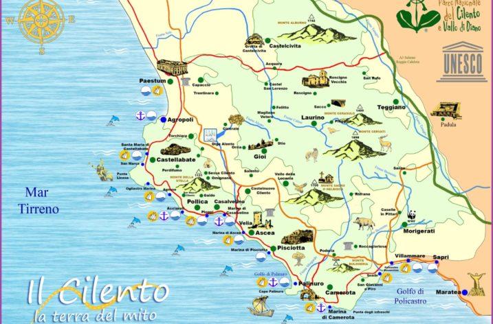 Istituiti i distretti turistici del Parco