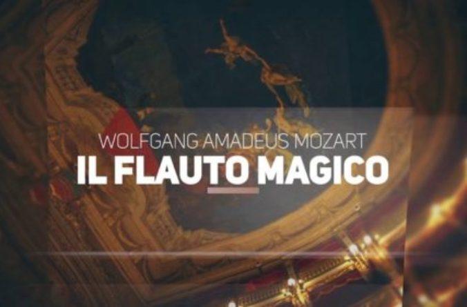 """Al Teatro Verdi """"Il Flauto Magico"""" si tinge di napoletano."""