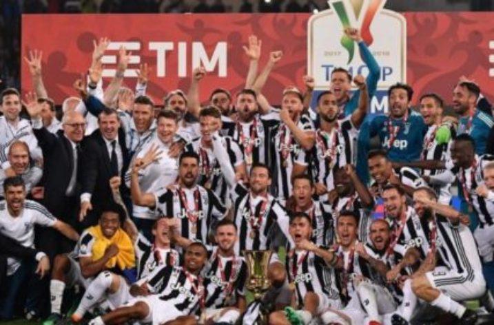Continua il dominio: la Juventus vince la Coppa Italia