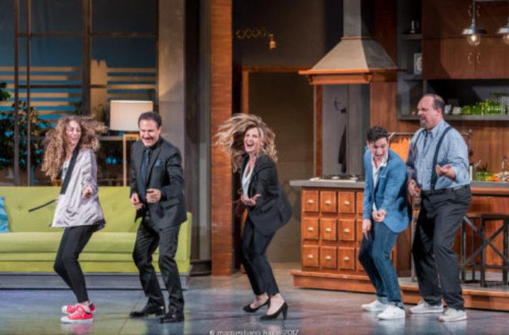 Giffoni Teatro: Alla Sala Truffaut Lorella Cuccarini e Giampiero Ingrassia