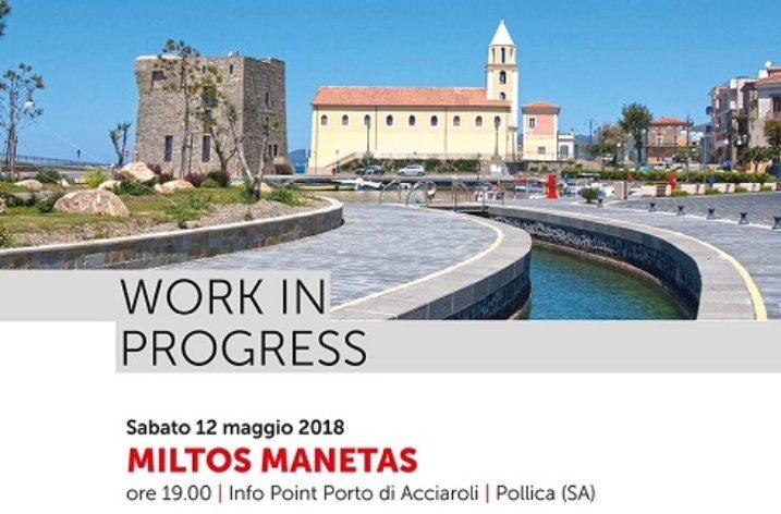 Ad Acciaroli l'anteprima della IV edizione di Porto d'Arte Contemporanea